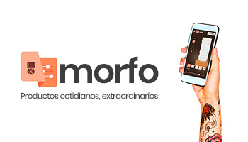 Morfo Productos personalizables